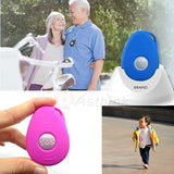 GPS  safety trackers for the elderly, kids