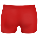 Mr.Inboxyagirl Red Underwear