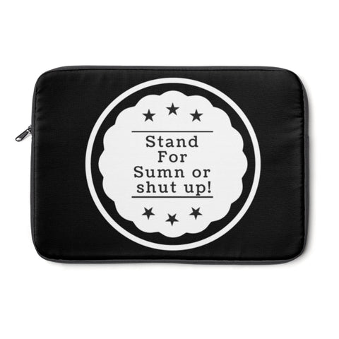 StandForSumn Blackout Laptop Sleeve