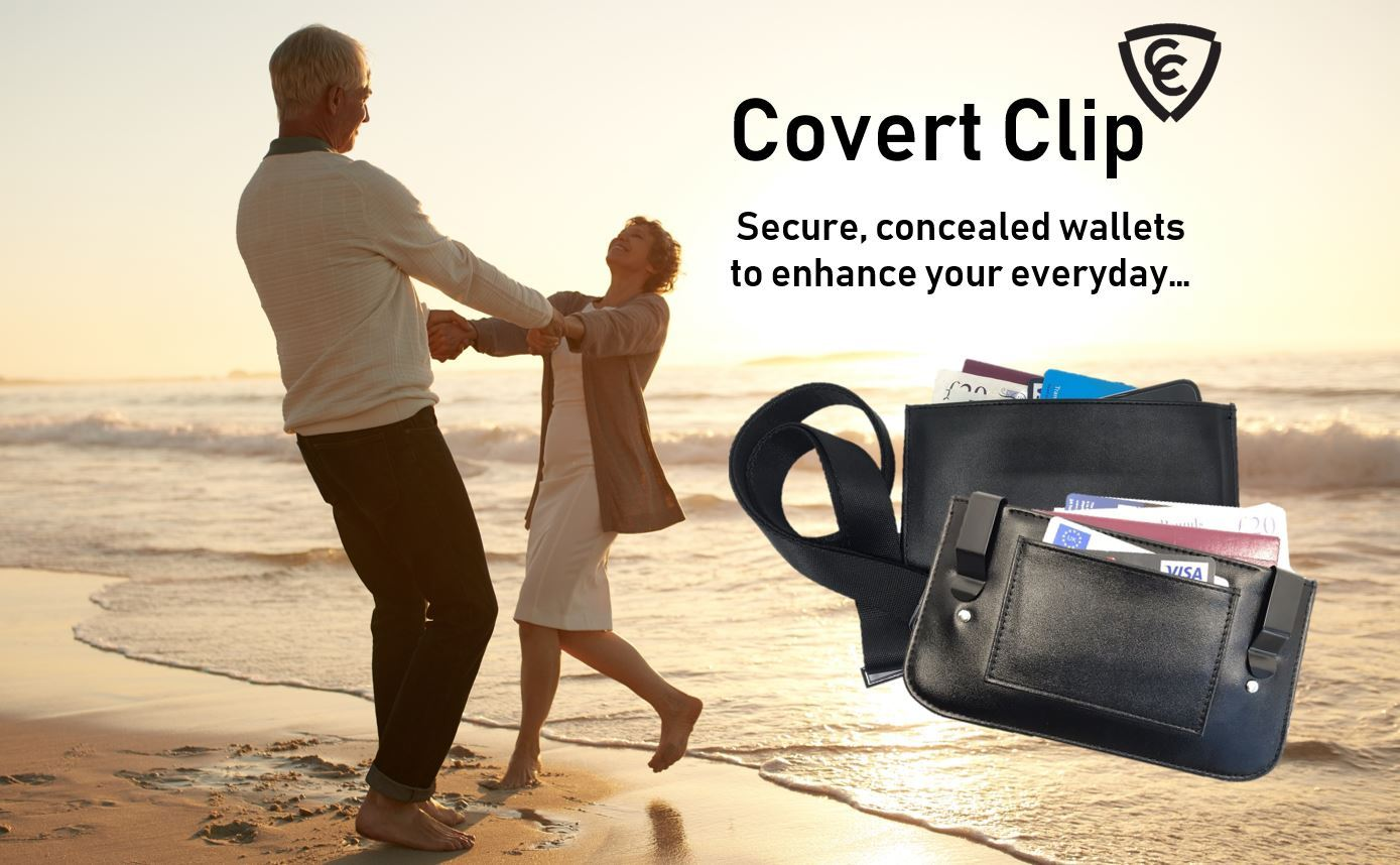 Secure travel wallets