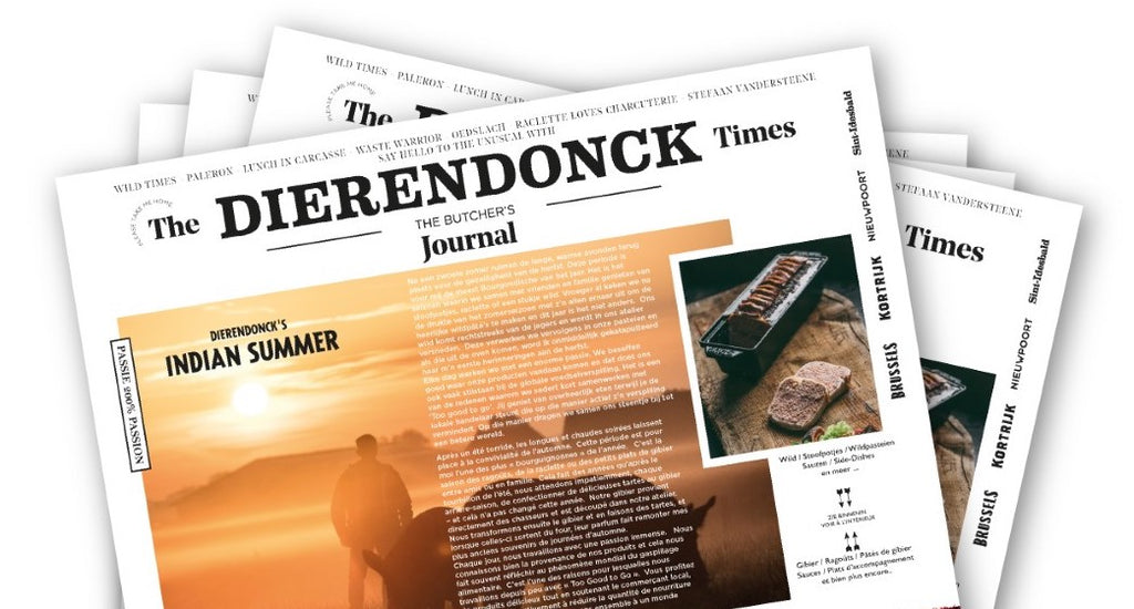 The Dierendonck Times - Indian Summer