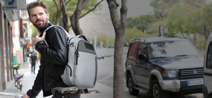 The Office of the Future Is Actually This Amazing Backpack
