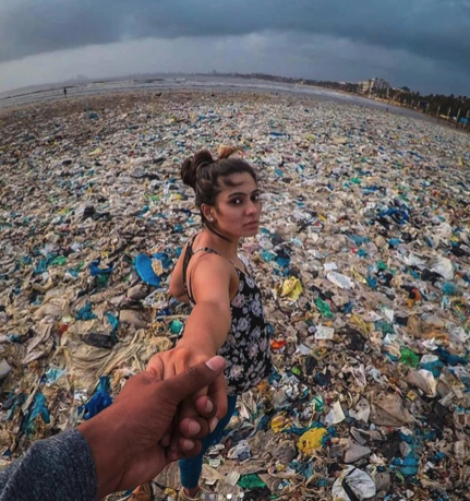 Top 5: Worst Beaches in The World for Plastic Pollution