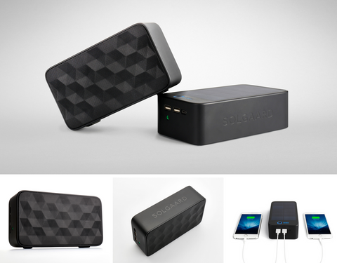 Solarbank, solar bluetooth speaker, gifts for millennials