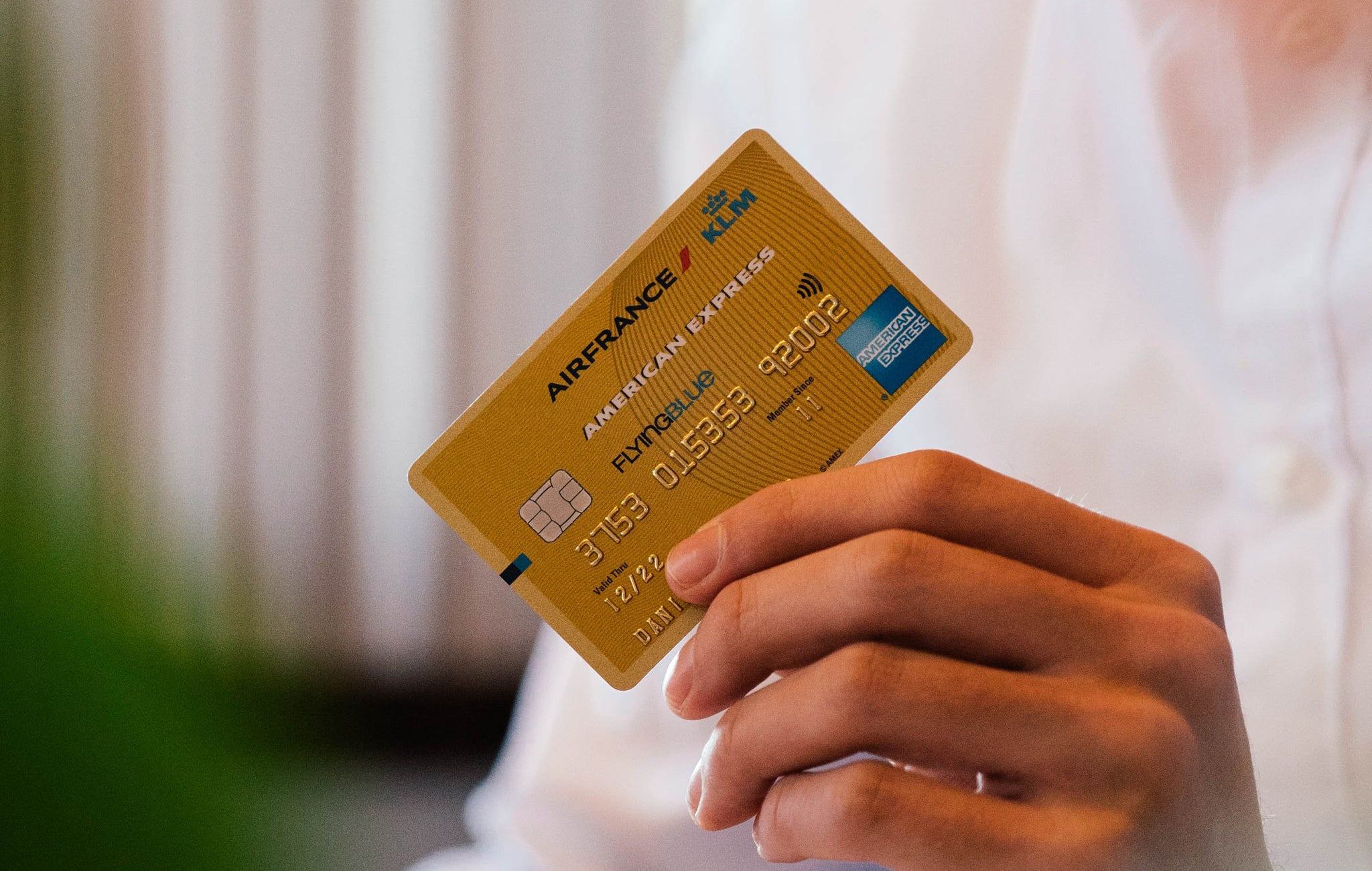 amex gold card travel points