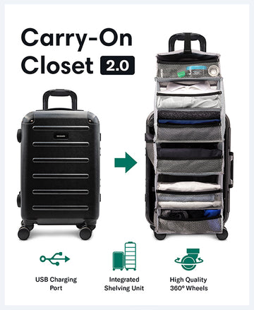 Carry-On Closet