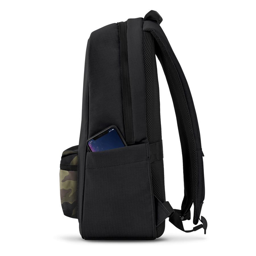 Baltic Black Camo | Daypack