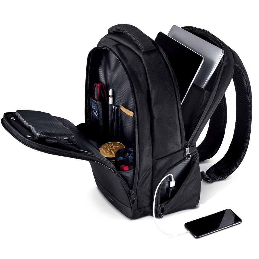 Lifepack w/ Solarbank | Baltic Black