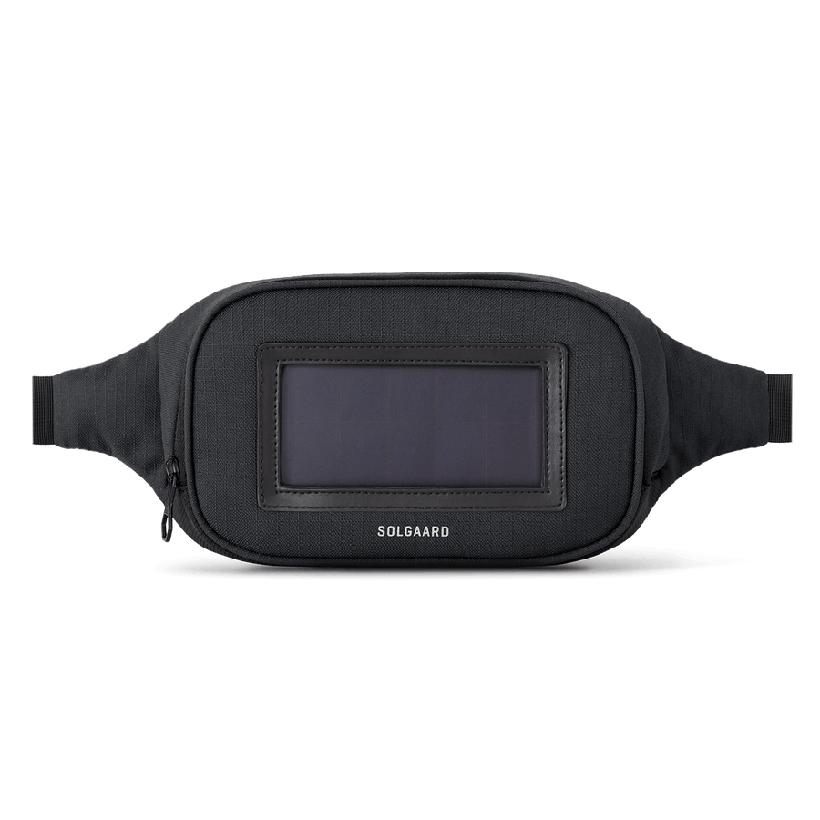 Baltic Black | Sling with Solarbank Boombox