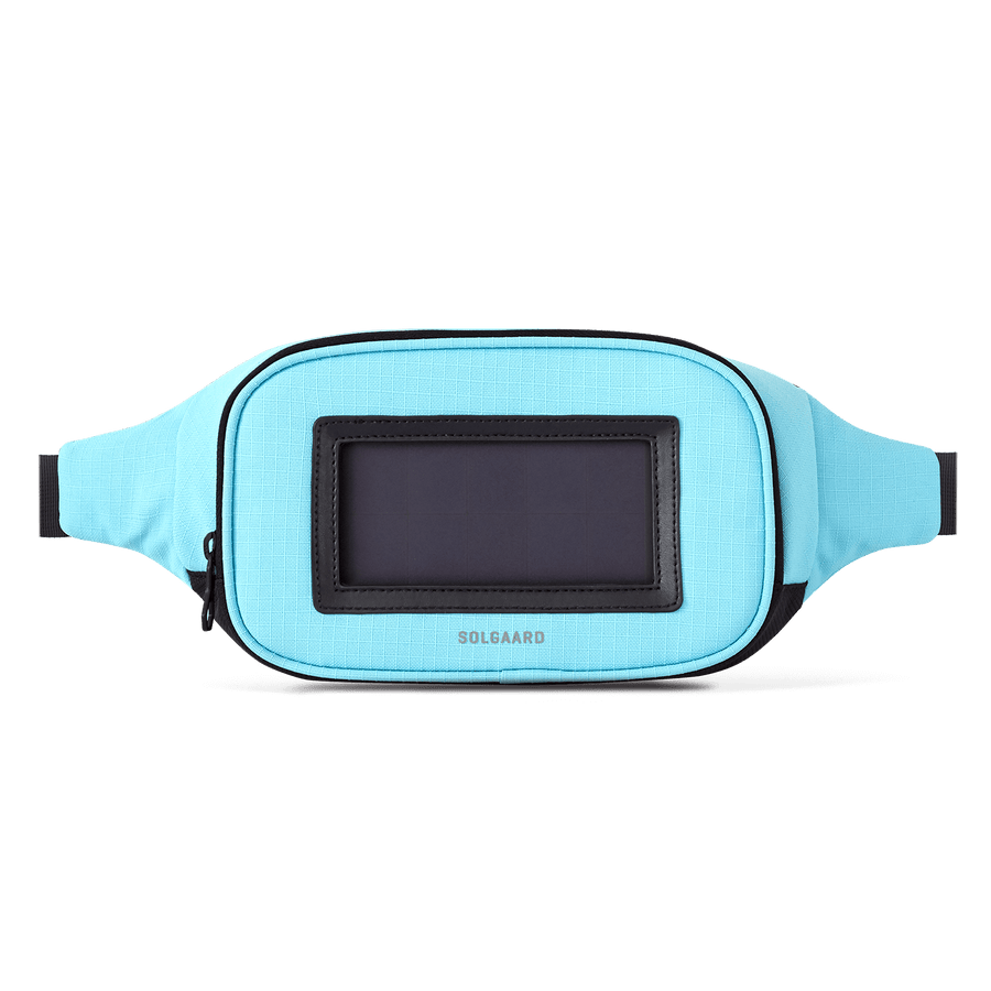 Maldivian Blue | Sling with Solarbank Boombox