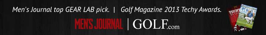 Cigar featured in Golf Magazine