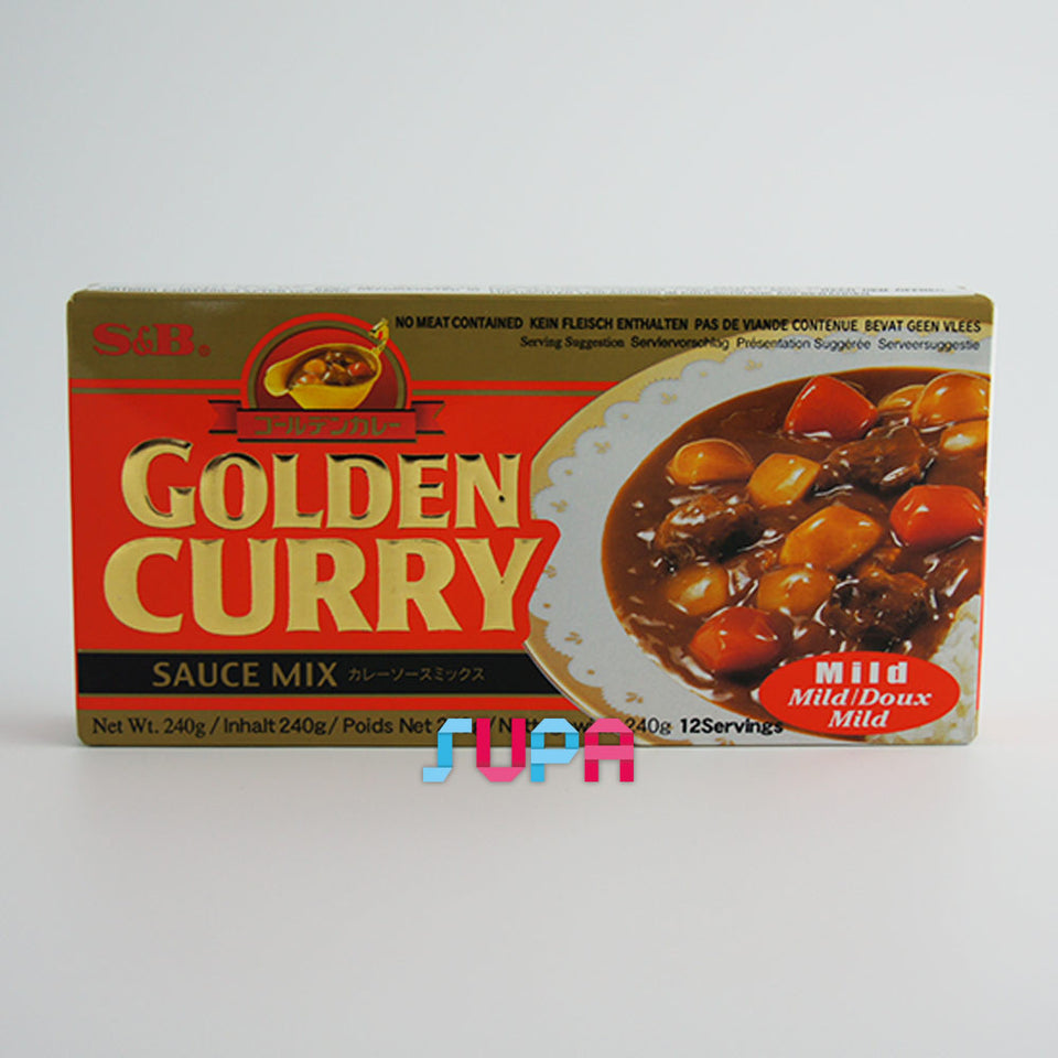 Curry doux 240g