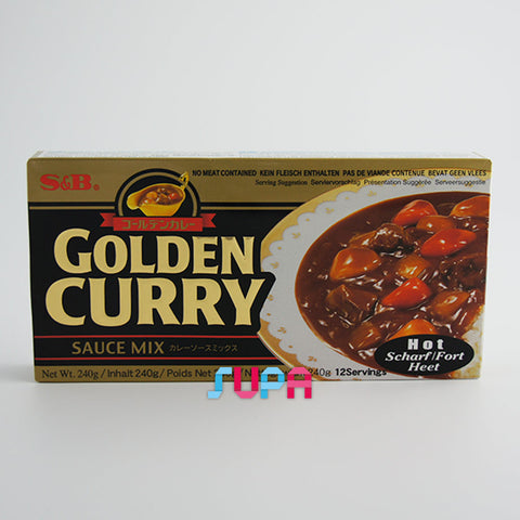 Curry fort 240g