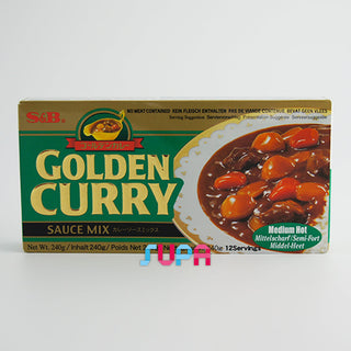 Curry mi-fort 240g