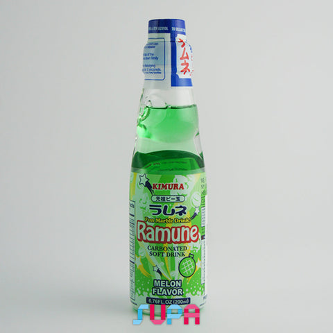 Limonade Ramune au melon 200ml