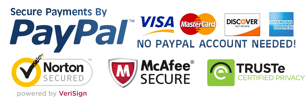 Trusted Payment Badges