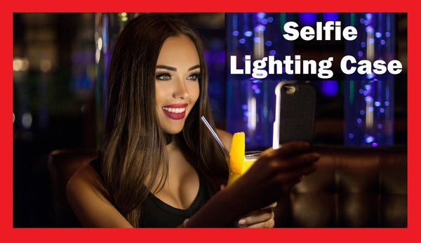 Selfie Lighting Phone Case