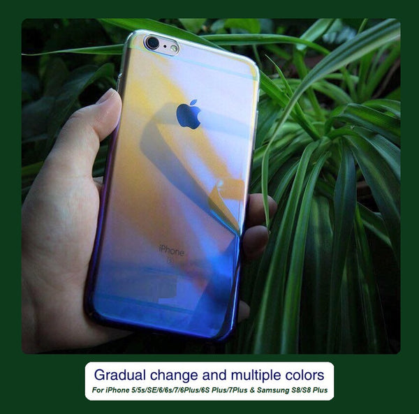 Ultra Slim Chameleon Case For iPhone & Samsung