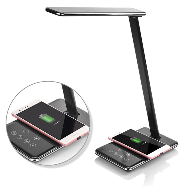2in1 LED Lamp & QI Wireless Charger