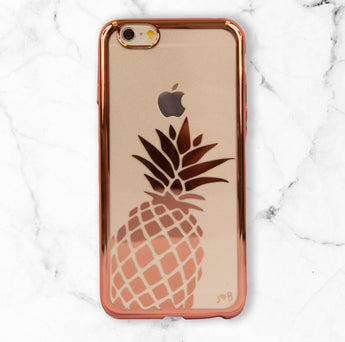 Pineapple Rose Gold