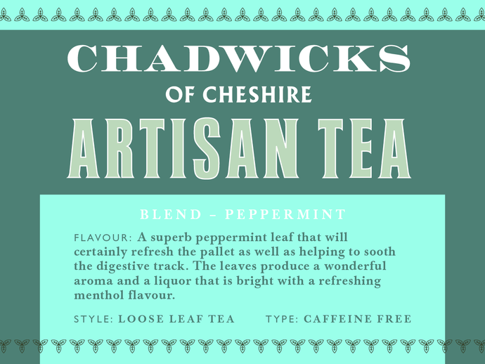Peppermint - Chadwicks Of Cheshire Artisan Coffee