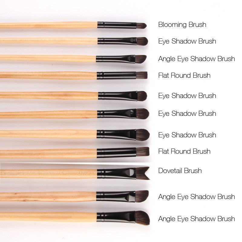 Vander makeup brushes uses