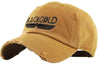 BlackGold 2.0 - Dad Hat