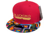 BlackGold - Tribal Snapbacks