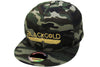 BlackGold - Army Fatigue Snapbacks