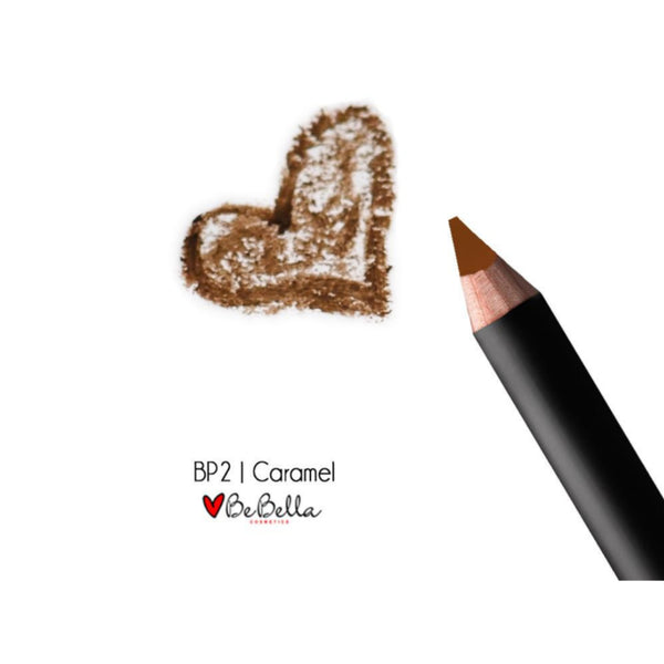 BeBella Eyebrow Perfection Pencil ~ Caramel
