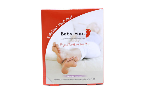 Baby Foot~Lavender