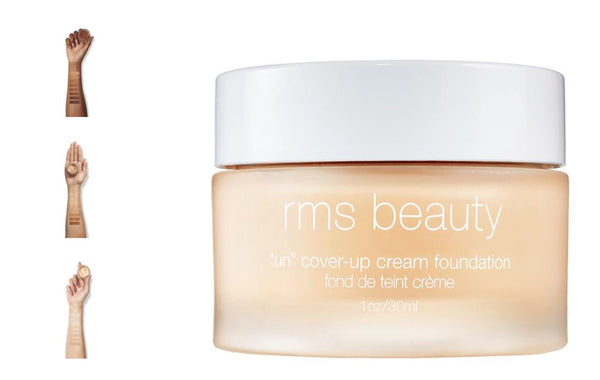 "RMS Beauty ""Un"" Cover- Up Cream Foundation ~ 22"