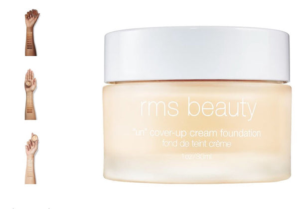 "RMS Beauty ""Un""Cover-Up Cream Foundation ~ 11"