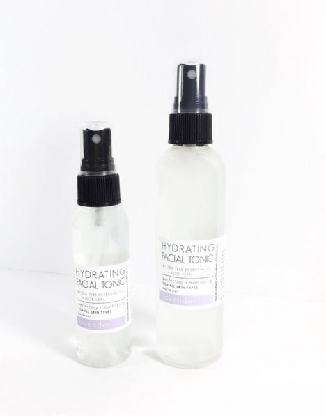Honey Belle Hydrating Facial Tonic~ 4oz