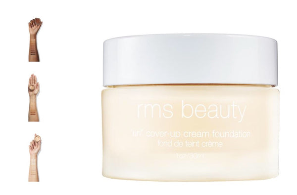 "RMS Beauty ""Un"" Cover-Up Cream Foundation ~ Uncover 000"