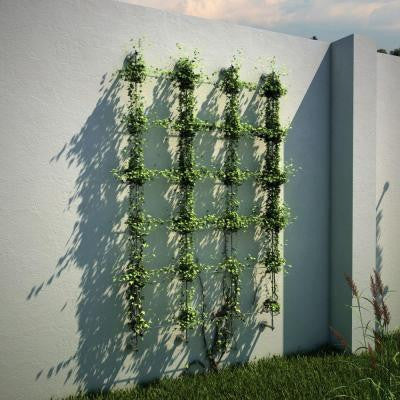 Wire Rope Plant Trellis System