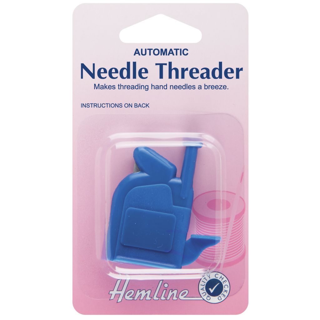 Needle Threader: Auto