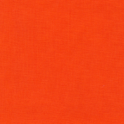 Kona Cotton - 1370 - Tangerine