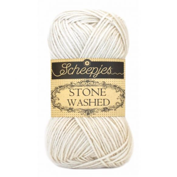 Stone Washed - Sport DK - 801 - Moon Stone