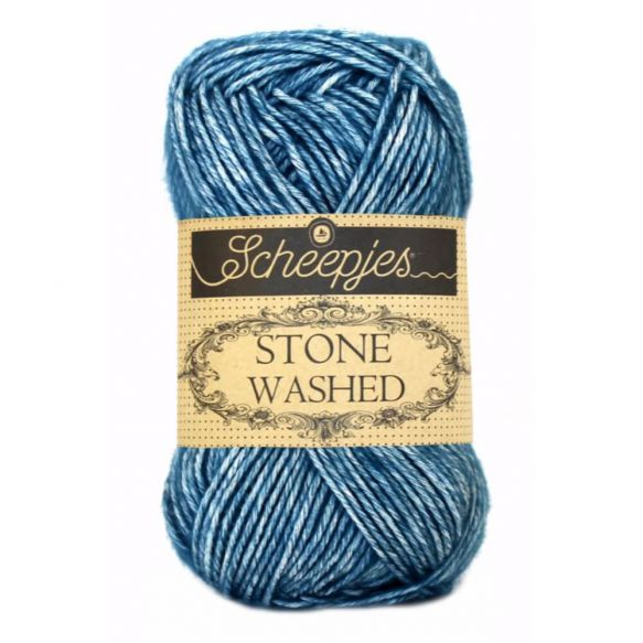 Stone Washed - Sport DK - 805 - Blue Apatite