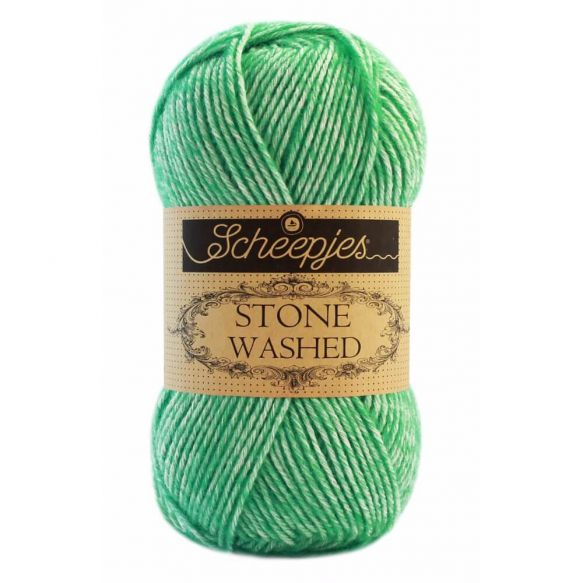 Stone Washed - Sport DK - 826 - Forsterite