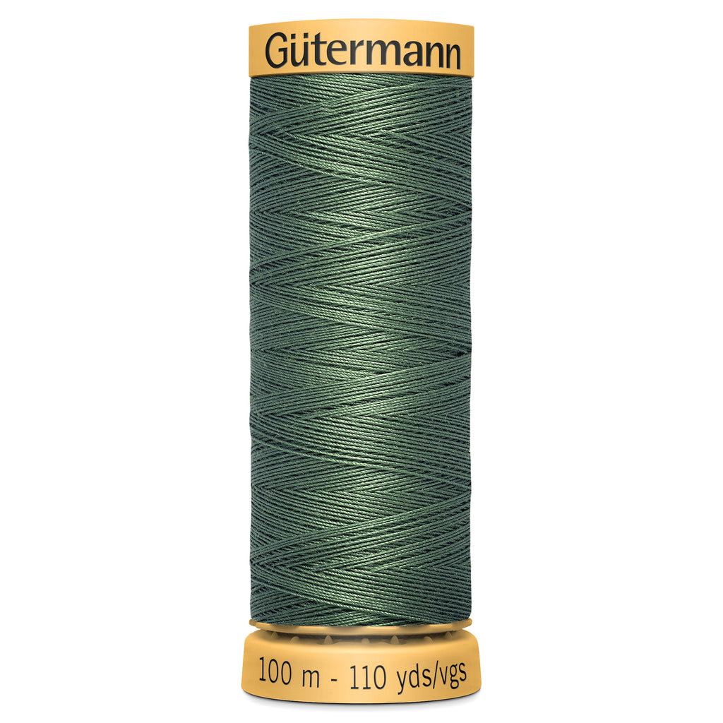 100m Natural Cotton - 8724