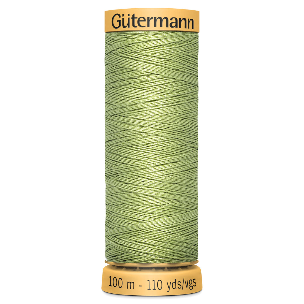 100m Natural Cotton - 9837