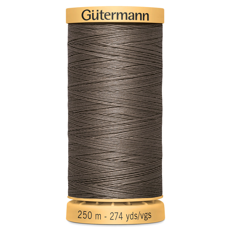 Gutermann 250m Natural Cotton - 1225