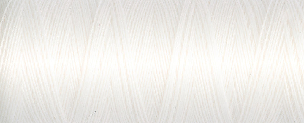 500m Sew-all Thread - White