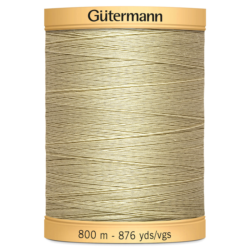 Gutermann 800m Natural Cotton - 928