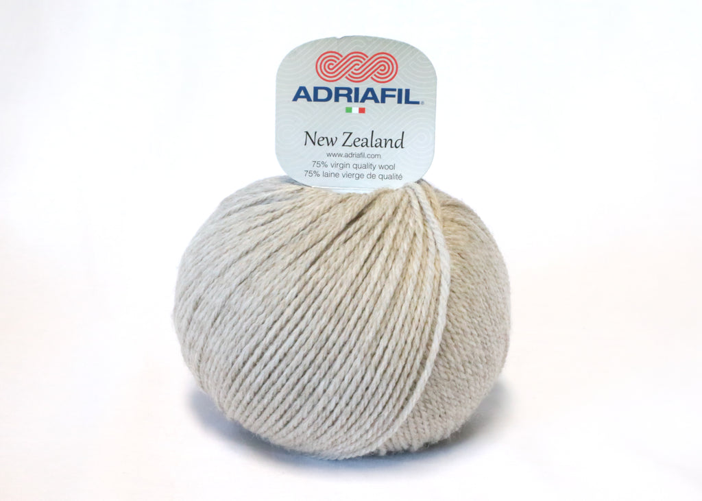 New Zealand - Aran - Melange Light Beige (80)