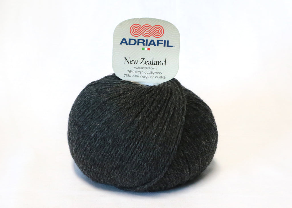 New Zealand - Aran - Melange Anthracite Grey (86)