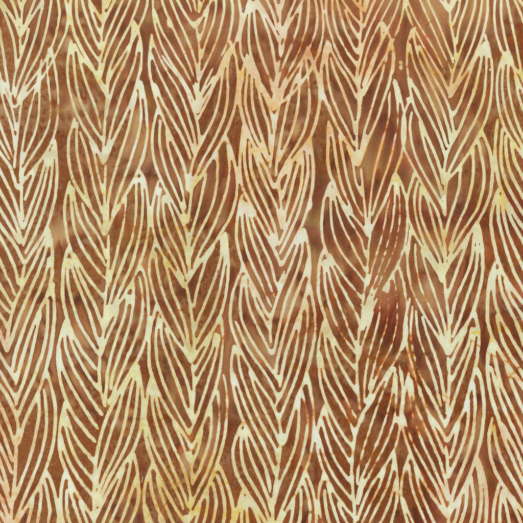 Anthology Batik - Twist - Brown 820Q-8
