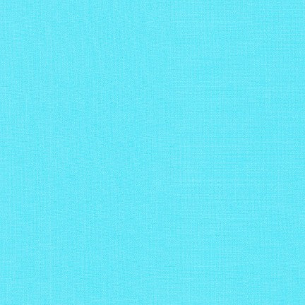 Robert Kaufman - KONA Cotton Solid - 1011 Bahama Blue